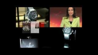 Raptor : The First Retractable Display Case Without Glass Protection For Hublot Watches.