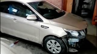 видео Задний Бампер Kia Rio Цена