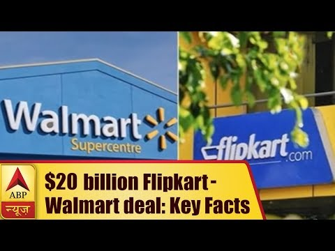 Walmart-Flipkart deal: ALL YOU WANT TO KNOW