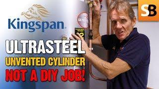 Kingspan Albion Ultrasteel Unvented Water Cylinder