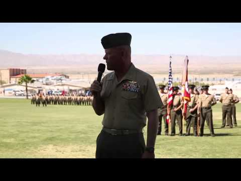 Semper Fi Dark Horse | 3/4 Deactivation Ceremony