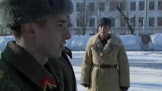 сериал курсанты 5 серия - отрывок ( Утомленное солнце )