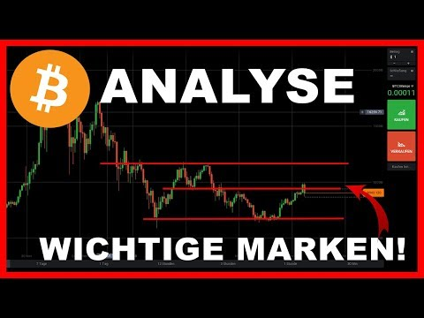 Bitcoin Trading Deutsch ✅Chartanalyse & wichtige Preise ✅Kryptowährungen handeln & kaufen