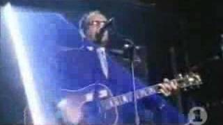 Elvis Costello - Deep Dark Truthful Mirror live