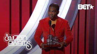 Kirk Franklin Wins Best Gospel/ Inspirational Award!   Soul Train Awards '19