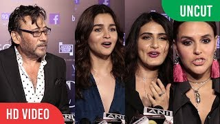 first Critics Choice Film Awards 2019 | Full Event | Alia Bhatt, Jackie Shroff, Neha Dhupia