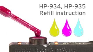 Refill HP-934, HP-935 HP Officejet Pro 6320, Pro 6820, Pro 6830