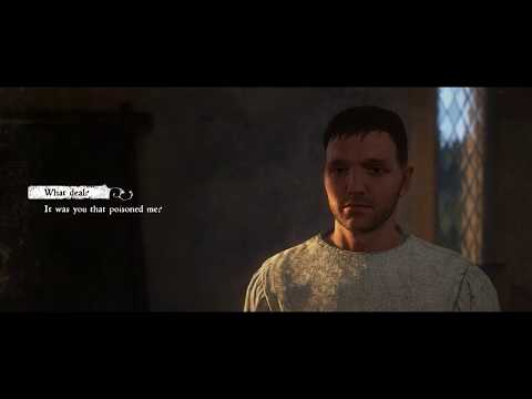 Kingdom Come: Deliverance. Bringing Pious to justice alive as a monk (A Needle in a Haystack).