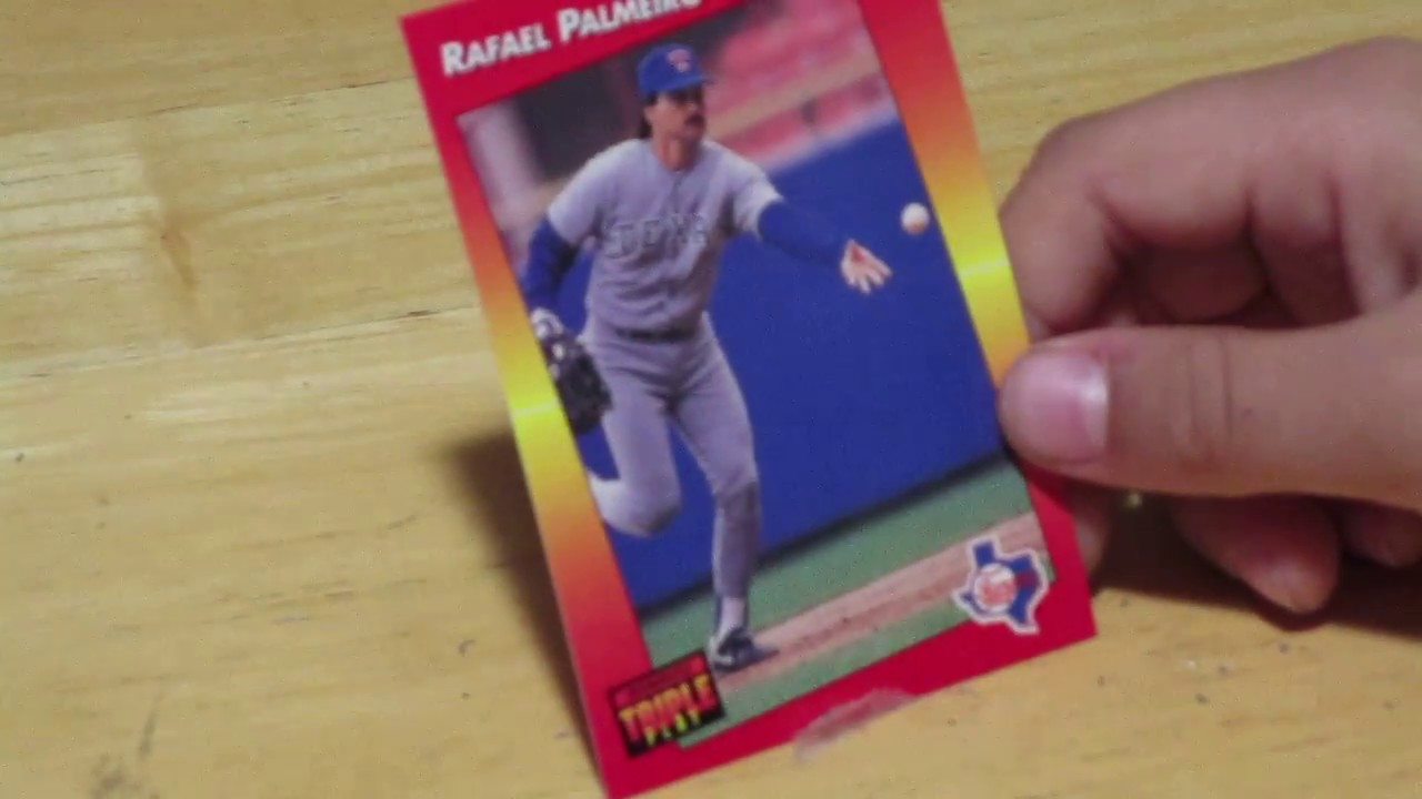 Baseball Card Buddies Episode 5 Baseball Card Pack Opening Donruss Triple Play 1992