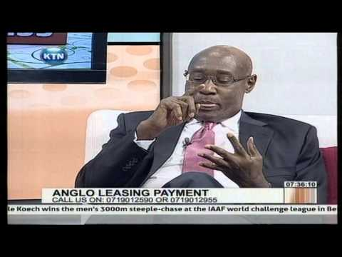 Morning Express Discussion: Anglo leasing Payment Part 1
