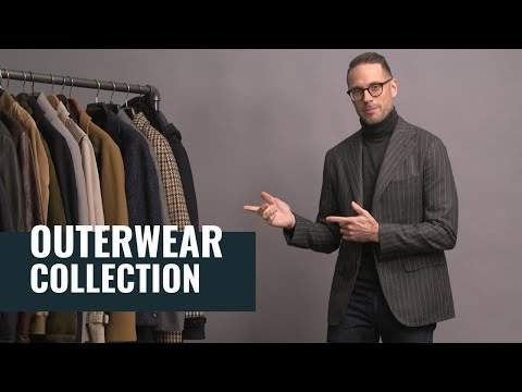 My Outerwear Collection | Best Winter Jacket Brands For Men