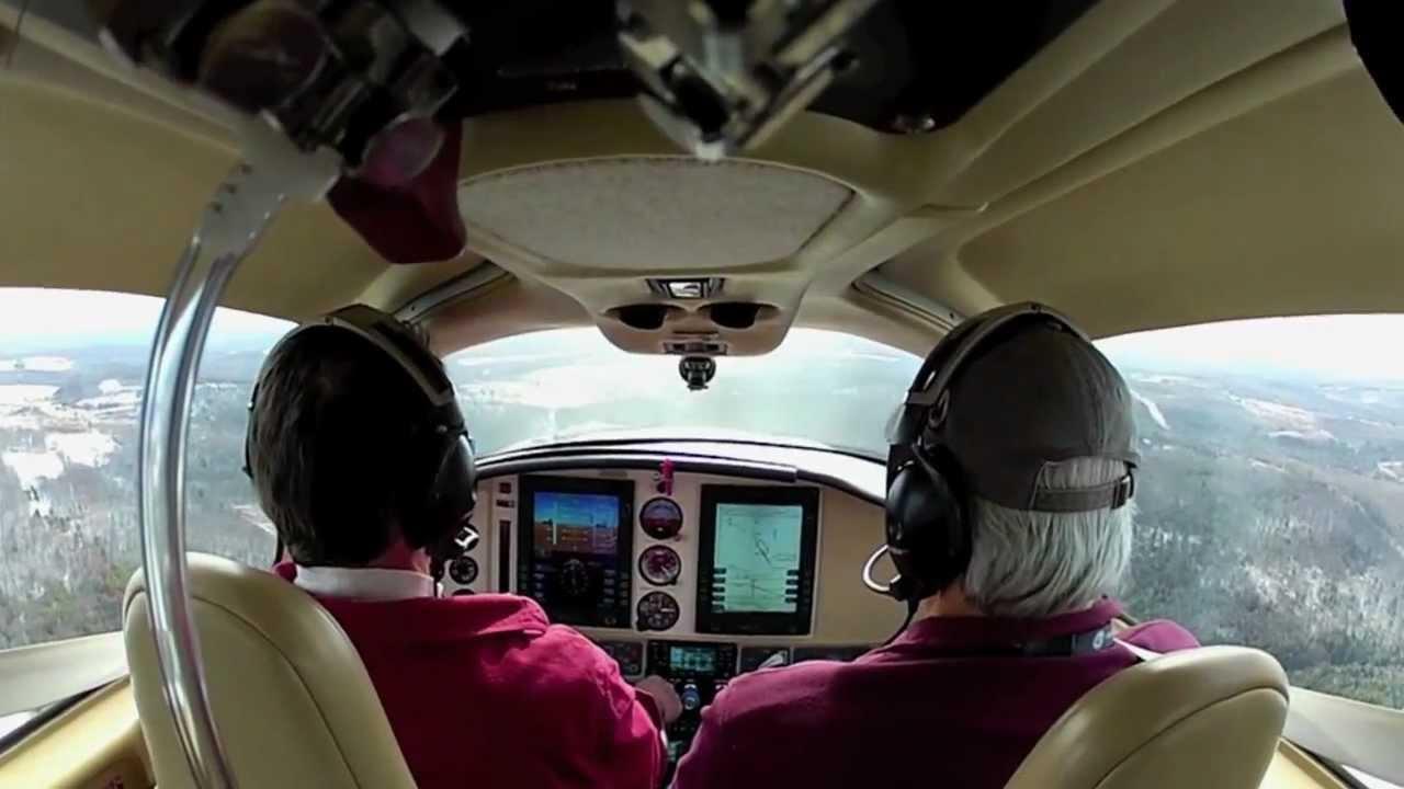 Columbia 400 Landing YouTube
