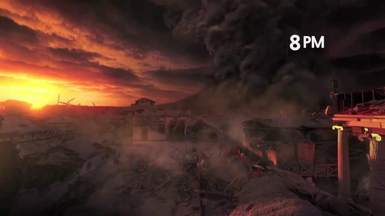 [폼페이를 멸망시킨 화산 폭발 과정] 역사는 우리에게 예언과 경고 그리고 교훈을 줍니다.