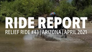 Relief Ride #43 | Ride Report