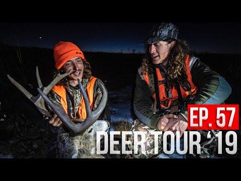 WE STALKED ANOTHER BIG BUCK IN NEBRASKA! - Spot And Stalk Deer Hunting