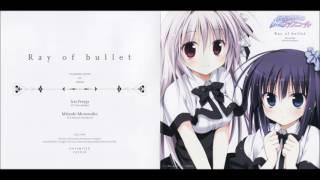 銃皇無尽のファフニール Ed Ray Of Bullet Vocal Melody Guitar Cover