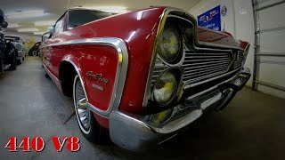 1966 Plymouth Sport Fury Convertible 440 V8 4 BBL