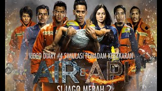 Video AIR & API (Si Jago Merah 2 ) Video Diary eps #4 download MP3, 3GP, MP4, WEBM, AVI, FLV Maret 2018