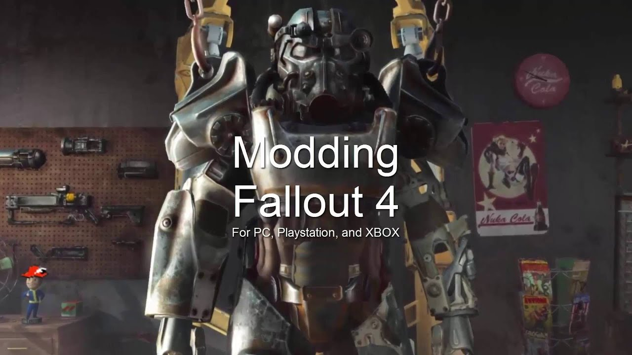 How to Mod Fallout 4 AND Set Load-Order (fixing crashes)