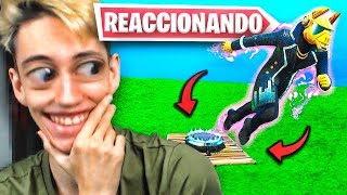 THE *NEW* LANZADERA TIP THAT VERY FEW PEOPLE KNOW - Reacting Fortnite