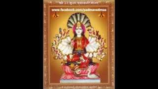 Aarti - Padmavati Mata Darshan Ki Balihariyan