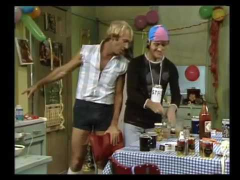 Paul Hogan and his Mate Strop After a Big Night Out   YouTube