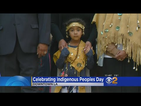 Los Angeles Celebrates First-Ever Indigenous Peoples Day