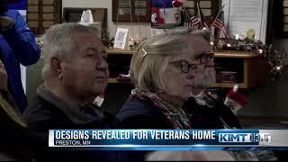 Designs Revealed for Veterans Home