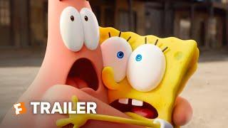 The SpongeBob Movie: Sponge on the Run Trailer #1 (2020) | Fandango Family