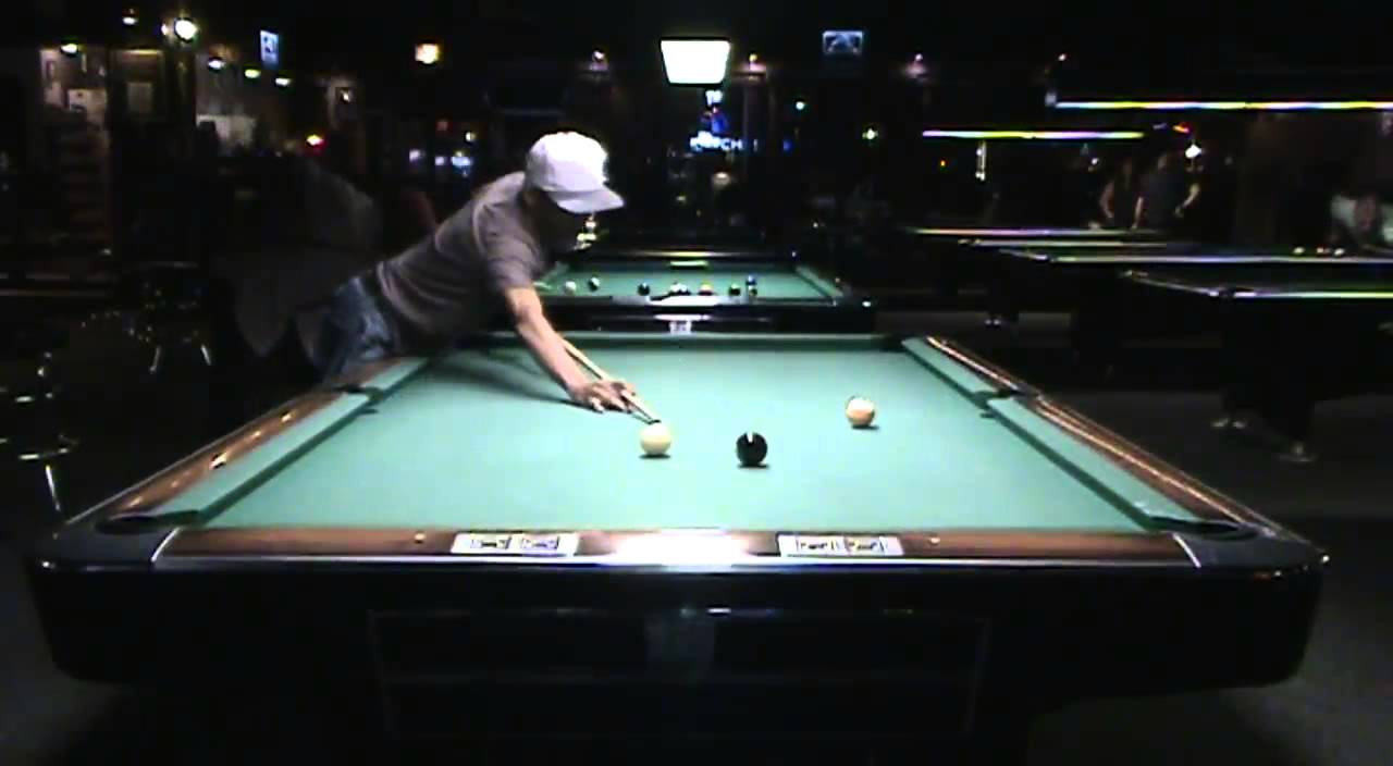 Bobby Hunter Ike Runnels Red Shoes Billiards Straight Pool Match ...