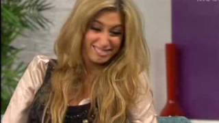 Stacey Solomon on RTE's 'The Afternoon Show' 2/2/2010 Thumbnail