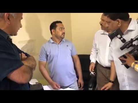Delhi Deputy CM Manish Sisodia's Surprise inspection of 'Mid day meal' kitchens.