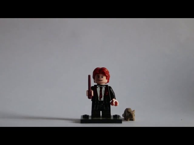 Lego Harry Potter Minifiguren Serie 1-Ron Weasley-#3-speedreview
