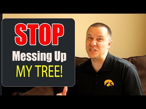 Stop Messing Up My Family Tree - FamilySearch