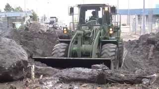 Flooding in Colorado!  Cheyenne Mountain Air Force Station Begin Clean-Up!