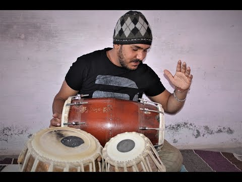 Best dholak by sameer  with western beat II  amazing dholak player  II indian dholak petren  new