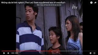 Những cậu bé tinh nghịch (Thai Lan) วัยซน คนมหัศจรรย์ ตอน ท้าวทองกีบม้า