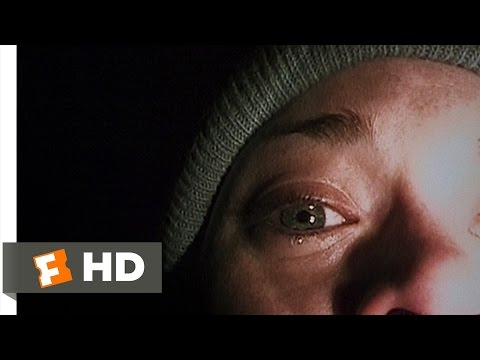 Apology - The Blair Witch Project (7/8) Movie CLIP (1999) HD