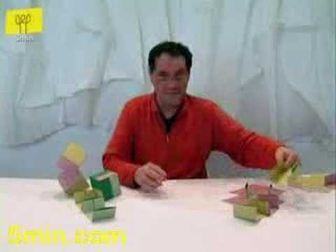 How To Make The Jackson Cube