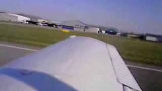 Piper Pa28 Touch & Go