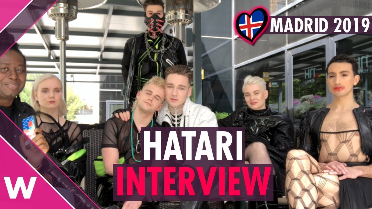 """Poll results: Iceland's Hatari with """"Hatrið mun sigra"""" is your"""