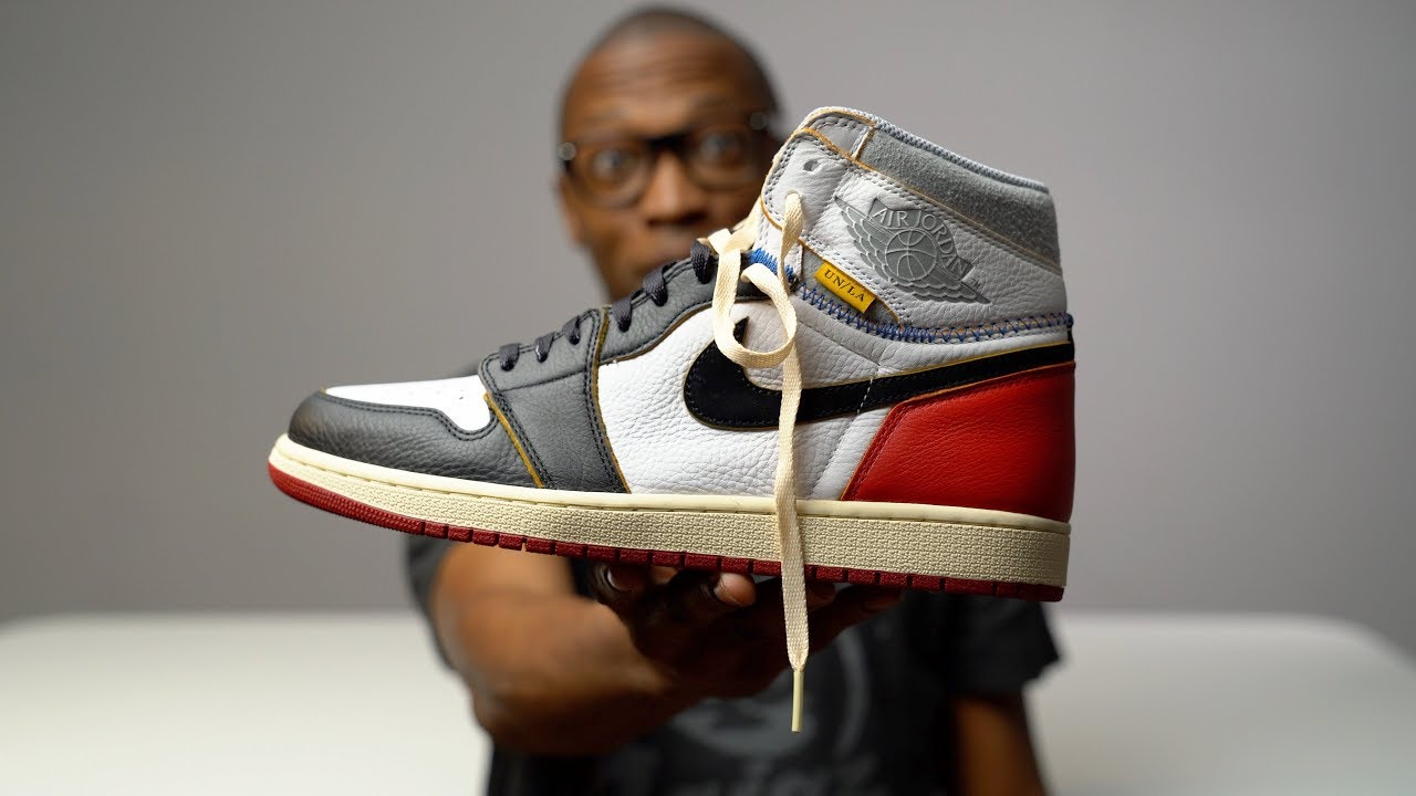 2f1f6b2989c7 HANDS-ON  Air JORDAN 1