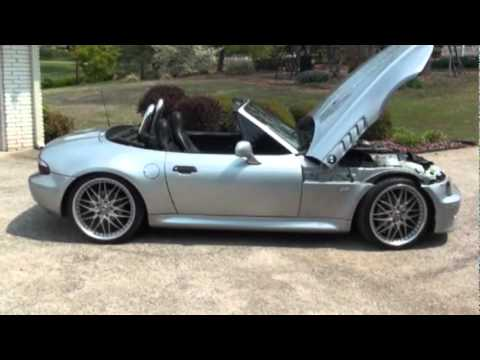 1997 BMW Z3 Sounds Great.mpg - YouTube