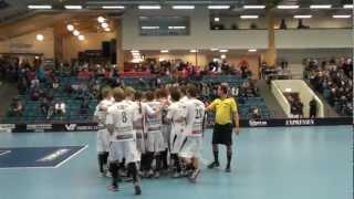 FCH, P16, seger 5-2 mot Tyresö i semifinalen vid Innebandyfesten