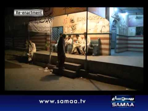 Wardaat Oct 12, 2011 SAMAA TV 1/4