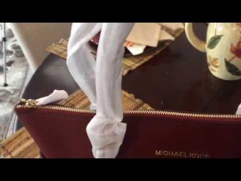 Handbag Unboxing- Michael Kors Jet Set East West Top Zip Tote