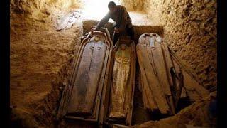 3.500 Yıllık Firavun Mezarı Canlı Yayınla Açılıyor