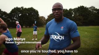 O2 Touch, Rugby Netball