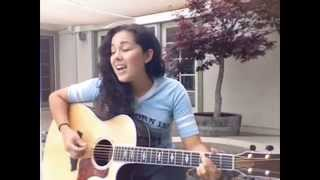 John Mayer - Say - Acoustic Cover