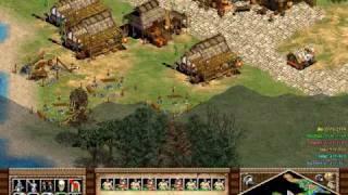 Age of Empires 2 - Genghis Khan, Misión 3: Parte 1/2